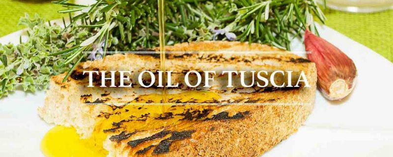 THE OIL OF TUSCIA