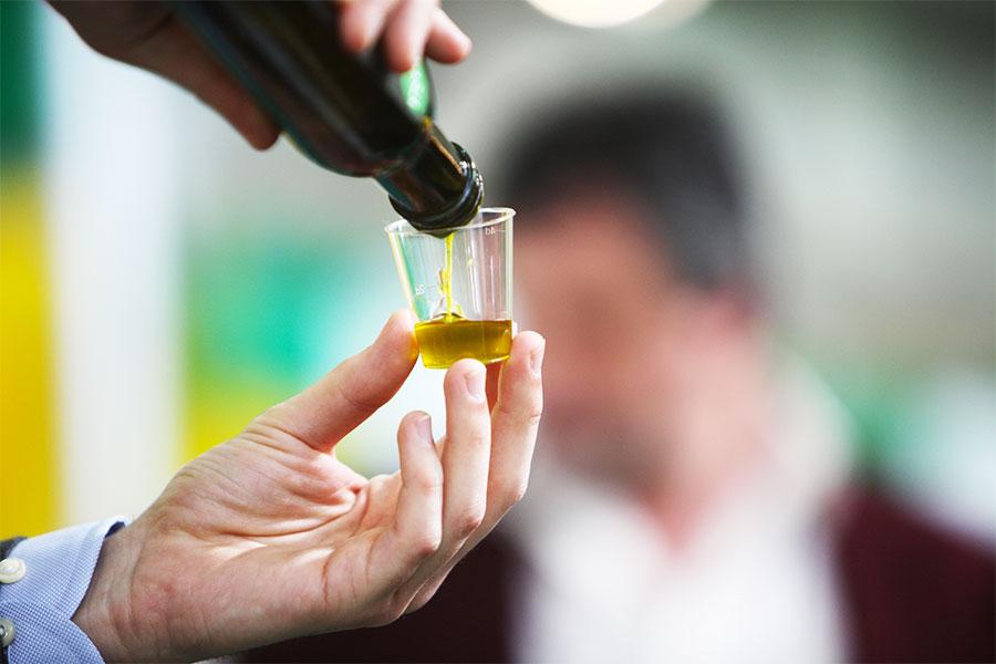 olio-degustazione