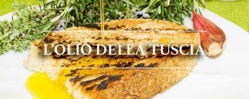 L'OLIO DELLA TUSCIA